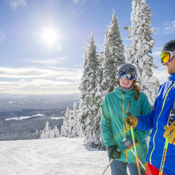 Wintersport - Big White - Kelowna - British Columbia - Canada - Doets Reizen