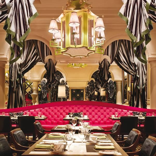 Wynn Hotel Las Vegas - restaurant