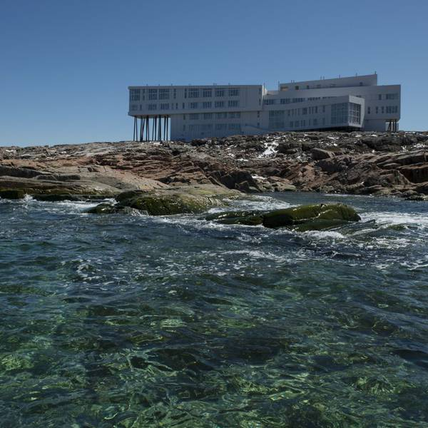 Fogo Island Inn -