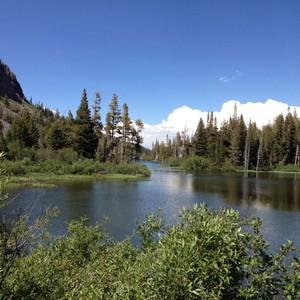 Mammoth lakes - Dag 15 - Foto