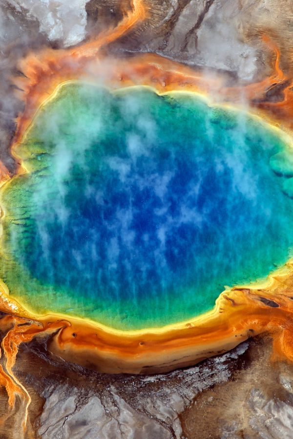 Yellowstone NP in Wyoming