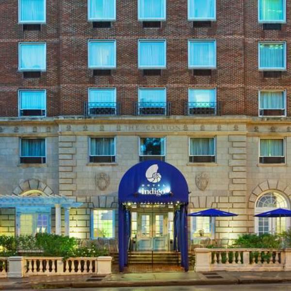 Hotel Indigo Midtown Atlanta - vooraanzicht