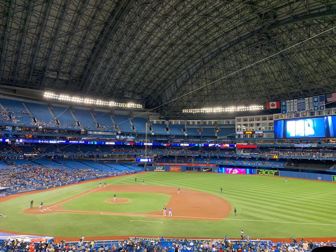 Blue Jays - Toronto - Ontario - Canada - Doets Reizen