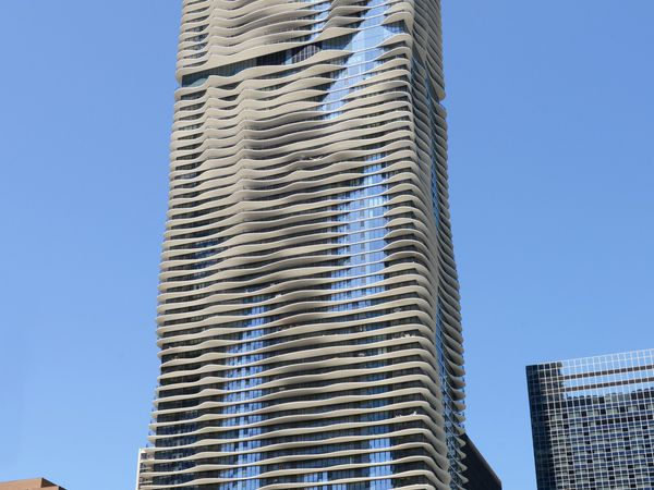 Aqua tower - Chicago - Illinois - Doets Reizen
