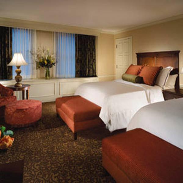 Omni William Penn Hotel - kamer