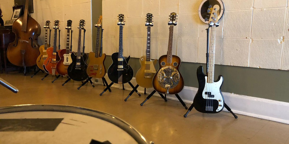 Sun Studio - Memphis - Tennessee - Amerika - Doets Reizen