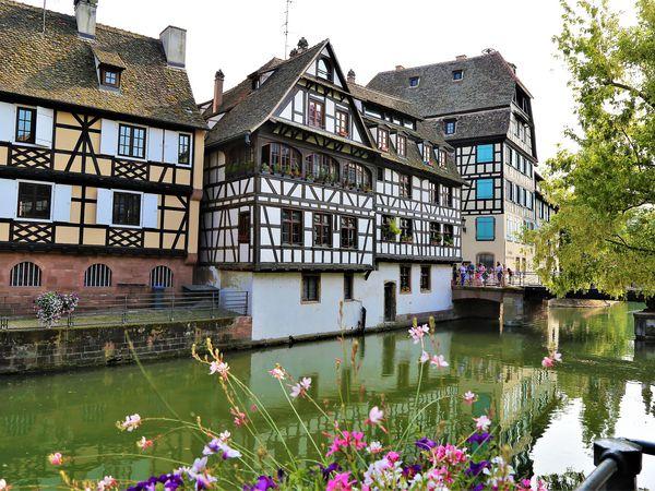 Straatsburg Afbeelding van Konevi via Pixabay  | Frankrijk | Doets Reizen