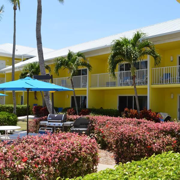 Sandpiper Gulf Resort - tuin