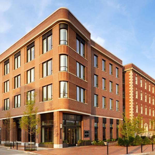 Whitney Hotel Boston - Voor aanzicht