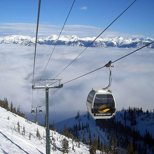Wintersport - Kicking Horse - Golden - British Columbia - Canada - Doets Reizen