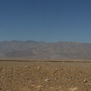 Death Valley naar Mammoth Lakes - Dag 14 - Foto