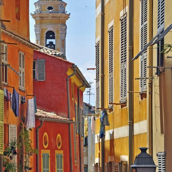 Oude centrum Nice - Vakantie Zuid-Frankrijk - Doets Reizen - Foto Credit: Provence-Alpes-Côte d'Azur Tourism