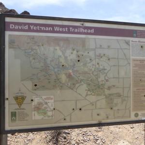 Tucson - het Wilde Westen en The Desert - Dag 7 - Foto