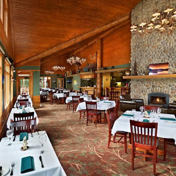 Coast Pyramid Lake Resort - restaurantzaal