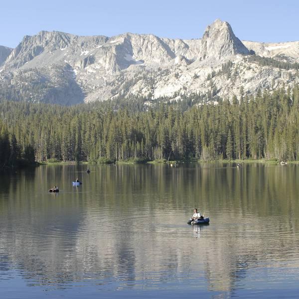 Mammoth Lakes - California - Amerika - Doets Reizen