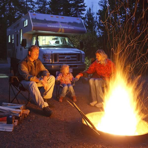 Camping West Canada - Doets Reizen