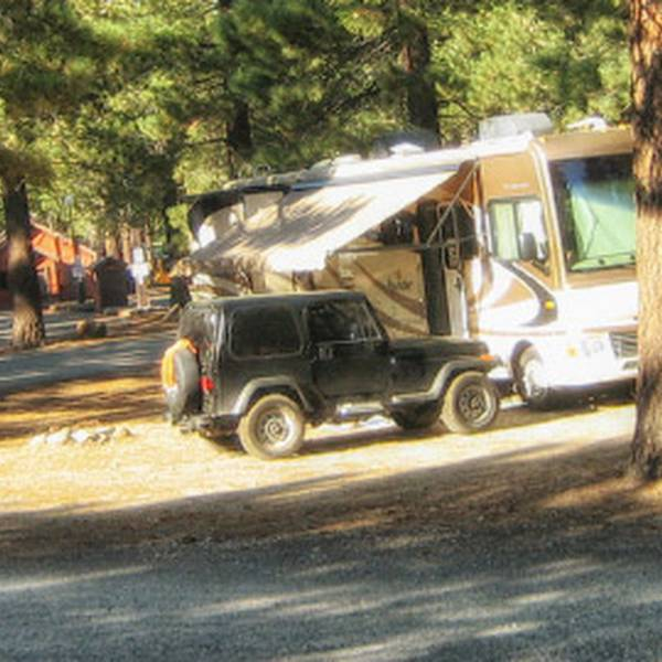 Mammoth Mountain RV Park - camping