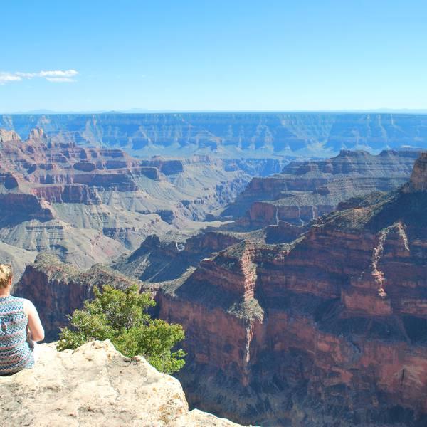 North Rim Grand Canyon - Arizona - Doets Reizen