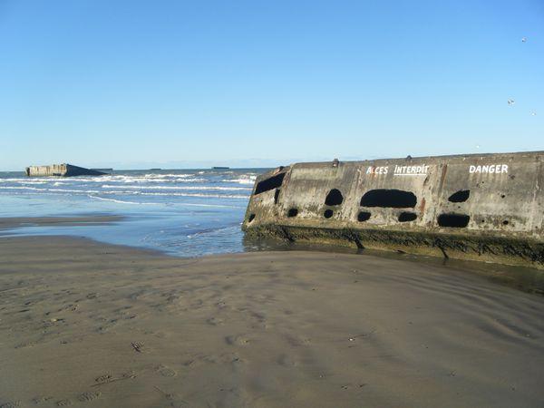 Normandie beach Doets Reizen - Afbeelding van PublicDomainPictures via Pixabay