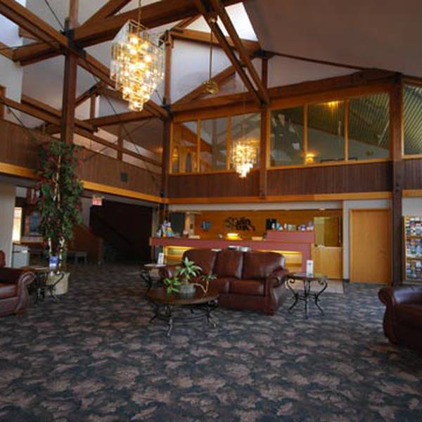 Shilo inn the Dalles - lobby