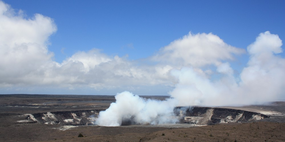 Hawaii Volcanoes NP Big Island Hawaii