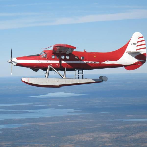 Saguenay Fjord Floatplane Tour - Tadoussac - Quebec - Canada - Doets Reizen
