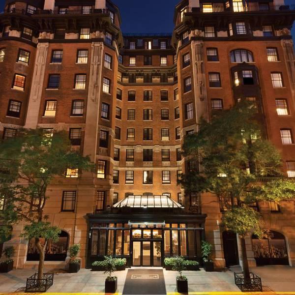 Hotel Belleclaire - Exterior