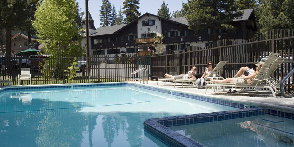 Alpenhof Lodge - Mammoth Lakes - California - Amerika - Doets Reizen