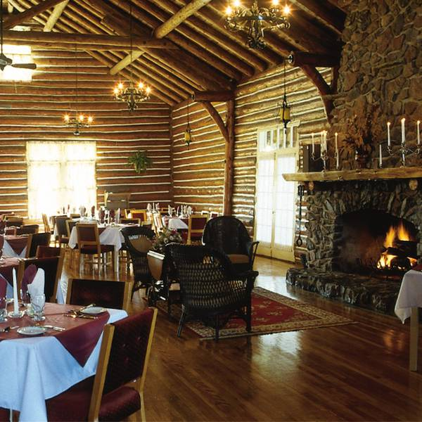Pictou Lodge Beachfront Resort Restaurant