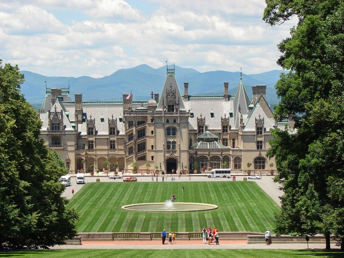 Biltmore Estate - Asheville - North Carolina - Amerika - Doets Reizen