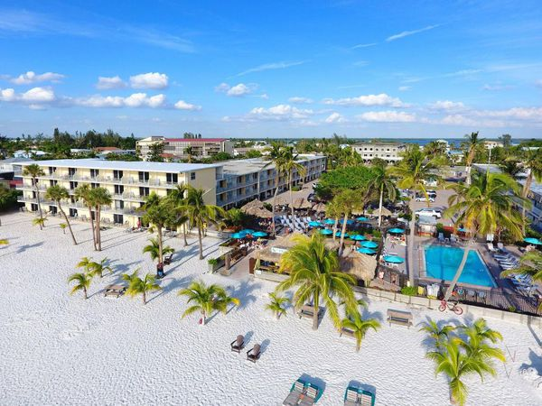 Outrigger Beach Resort - Fort Myers Beach - Florida - Doets Reizen