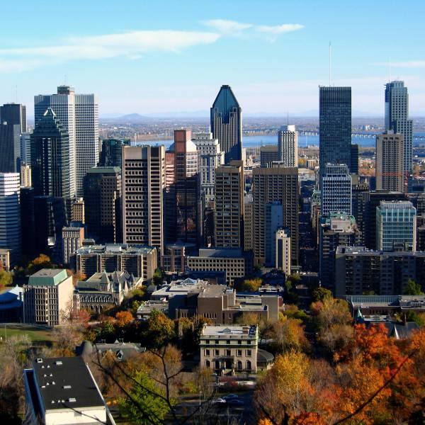 Indian Summer Montreal - Quebec - Canada - Doets Reizen