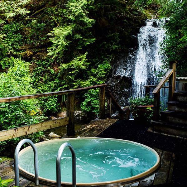 Nimmo Bay Wilderness Resort - Safari Canada - Vakantie Canada - Doets Reizen