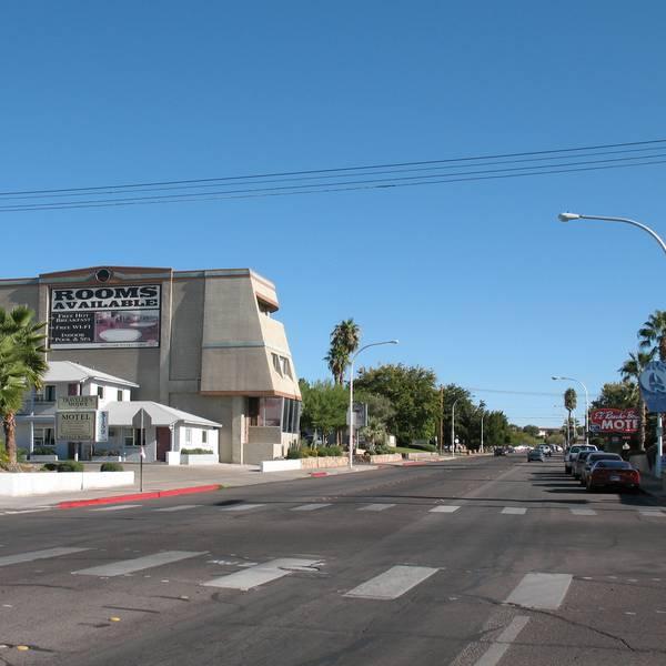Boulder City - Las Vegas - Nevada - Doets Reizen