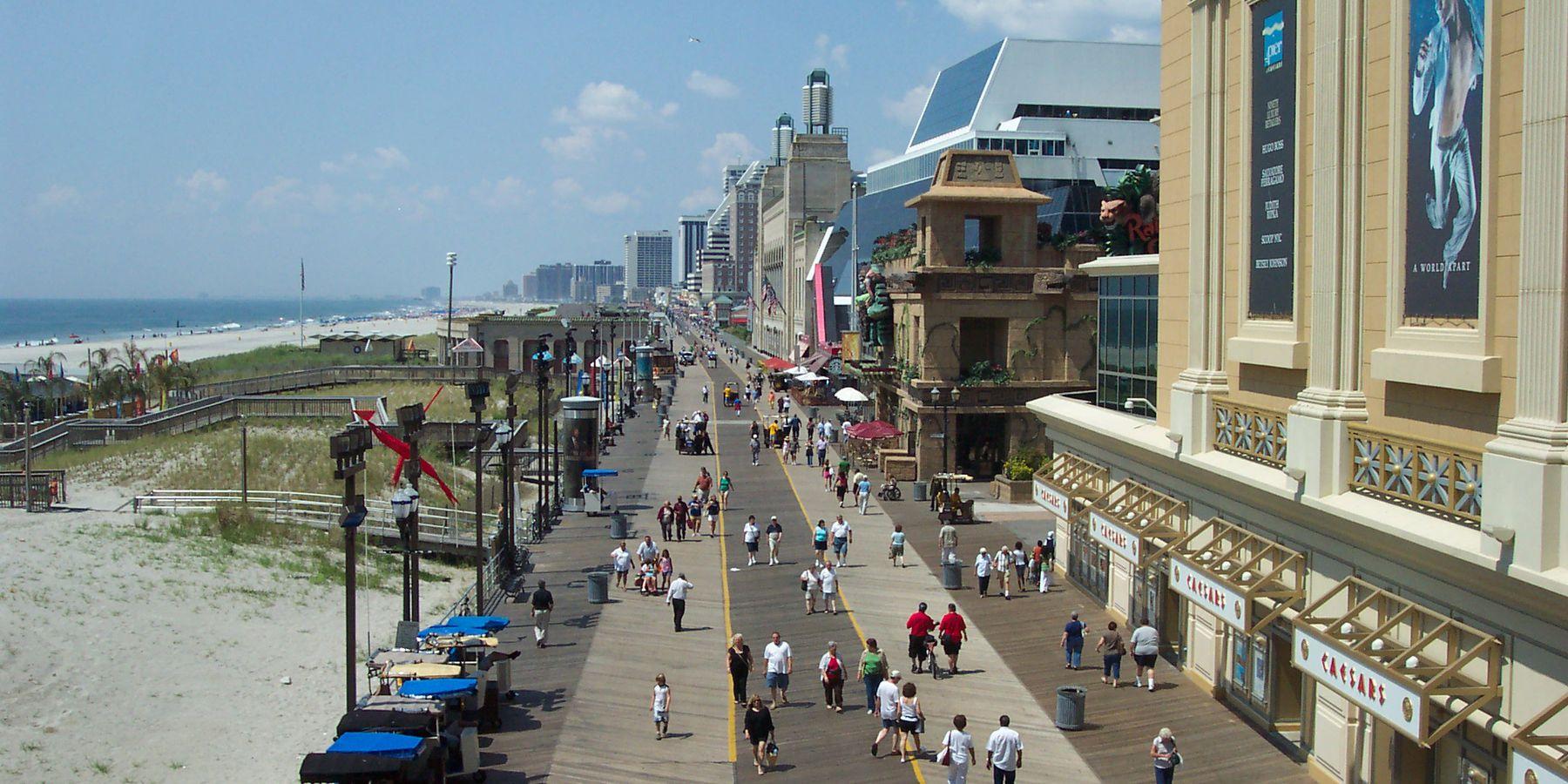 Atlantic City - New Jersey - Amerika - Doets Reizen