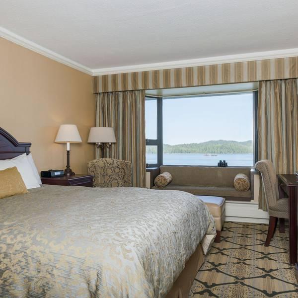 Crest Hotel Prince Rupert - kamervoorbeeld