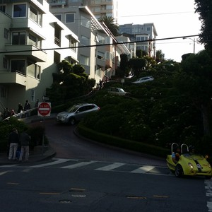 San Francisco - Sausolito - Dag 11 - Foto