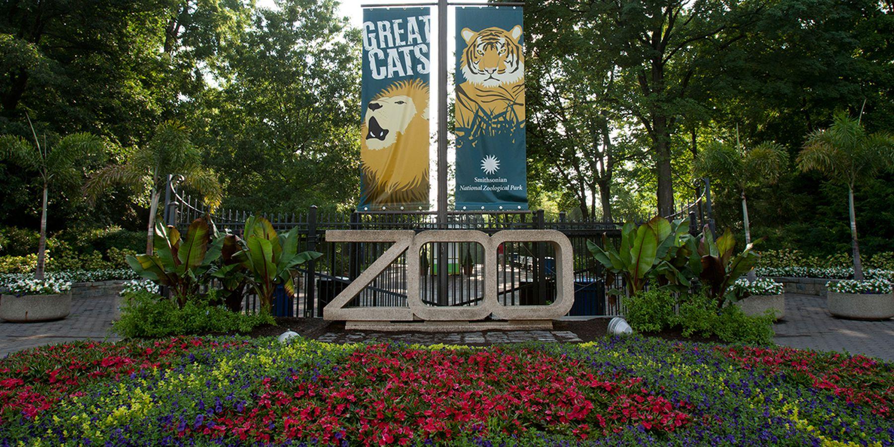 National Zoological Park - Washington D.C. - Doets Reizen