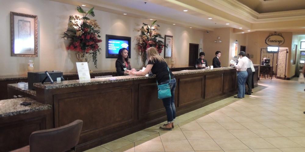 Tuscany Suites & Casino - Hotel - Las Vegas - Nevada - Doets Reizen