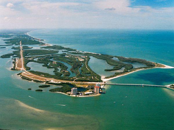 Lovers Key State Park - Florida - Doets Reizen