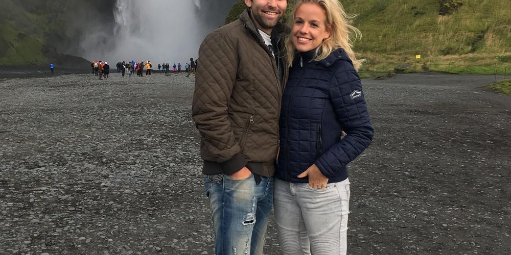 Skógafoss- IJsland - Doets Reizen