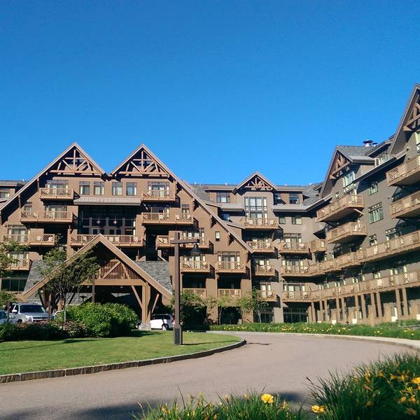 Stowe Mountain Lodge - restaurant