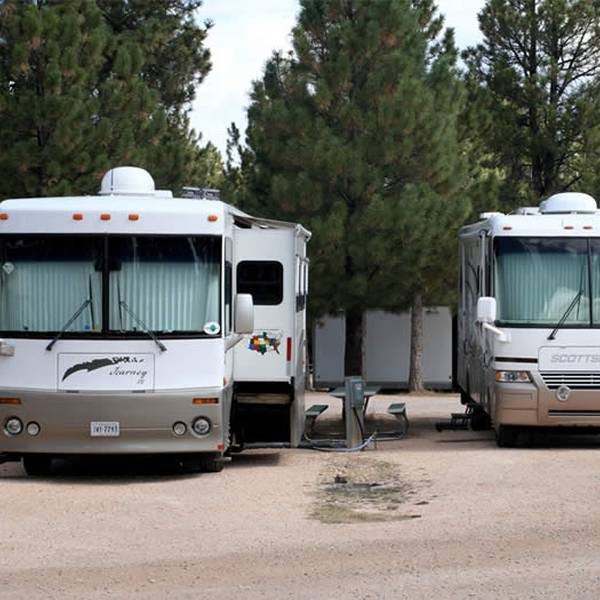 Ruby's Inn RV Park and Campground - campers