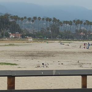 Maandag 30 mei van Pismo Beach naar Los Angeless - Dag 21 - Foto