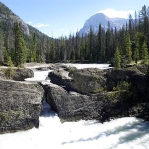 24 juli 2016: Banff - Yoho NP - Lake Louise - Dag 4 - Foto