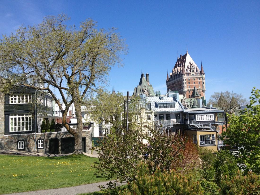 Quebec City - Quebec - Canada - Doets Reizen