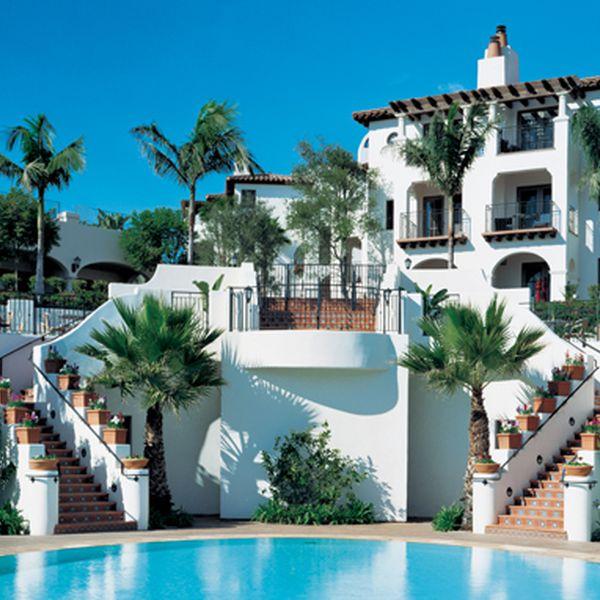 Bacara Resort & Spa - Buitenkant