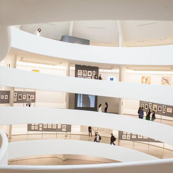 Guggenheim Museum - New York - Doets Reizen