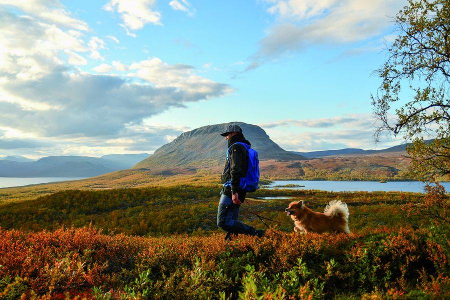 Kilpisjärvi - Doets Reizen - Vakantie Finland - Credits Visit Fitland