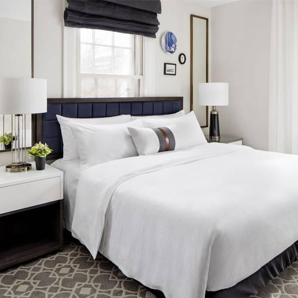 Whitney Hotel Boston - kamer